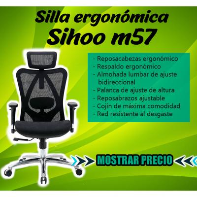 Icono AMAZON Silla ergonómica